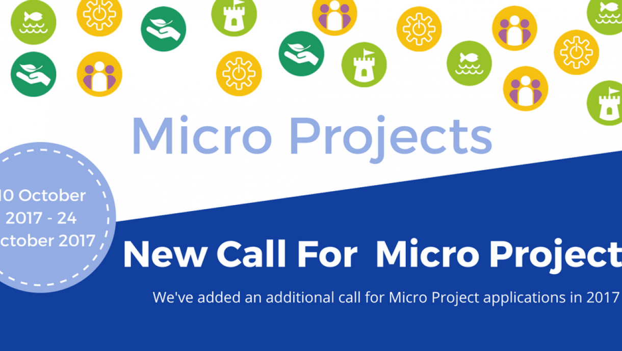 New call for Projects 1